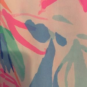 Lilly Pulitzer Tops - New Lilly Pulitzer Silk Tunic